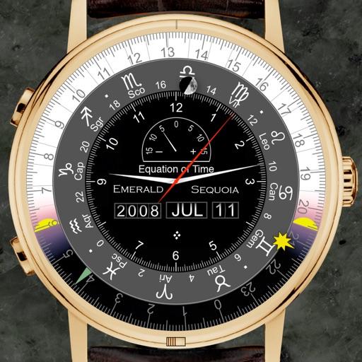 名表鉴赏:Emerald Chronometer