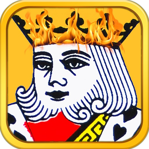 Flame Mini Video Poker iOS App