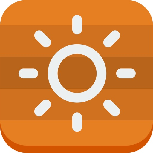 Aura - A Minimal Hourly Weather Forecast App