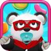Baby Panda Bears Candy Rain - A Fun Kids Jumping Edition FREE Game!