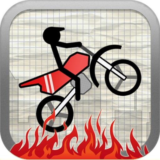 火柴人机车:Stick Stunt Biker