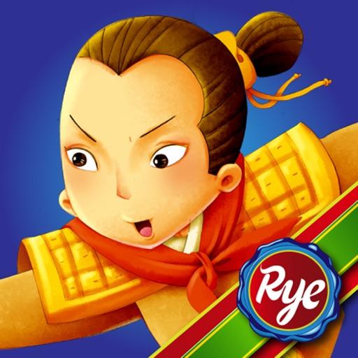 Mulan – 花木兰 – by Rye Studio™
