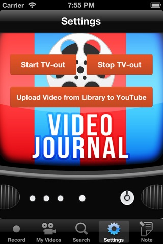 Video Journal for Youtube screenshot 4