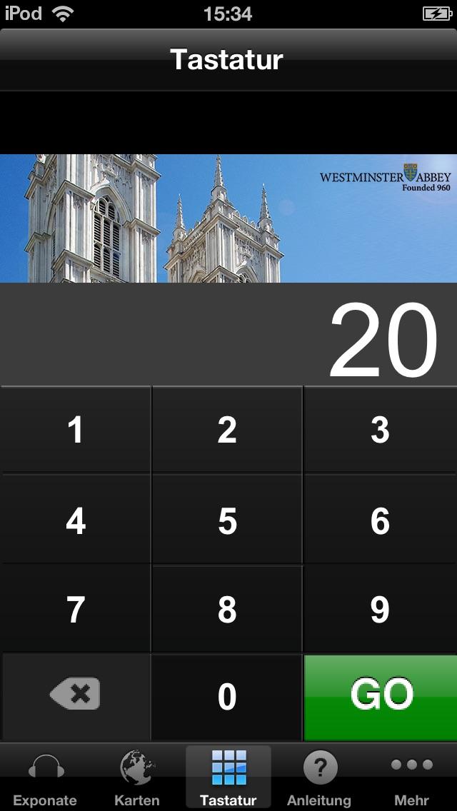 Westminster Abbey – Offizieller Rundgang-4