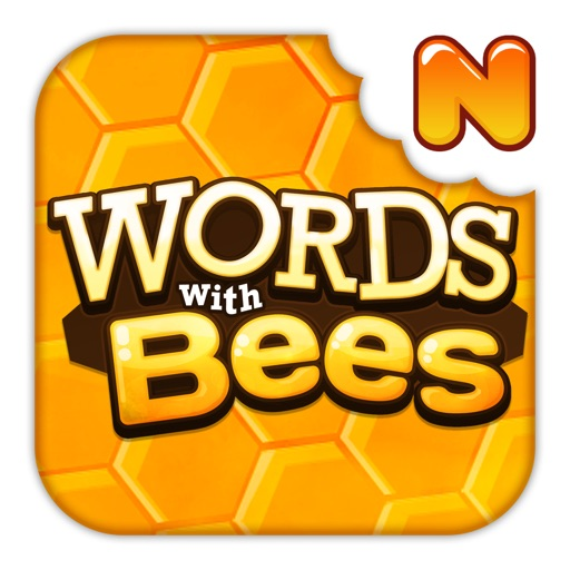 Words with Bees iOS App