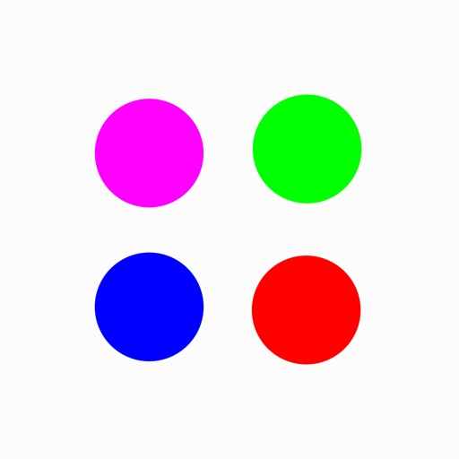 Tap Dots Colorful Free