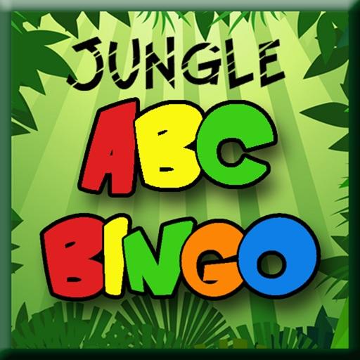 Jungle ABC Bingo iOS App