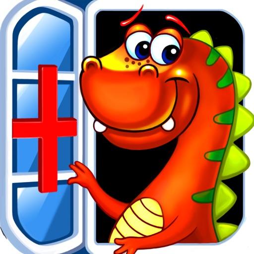 恐竜先生! 子供のための教育の医者のゲーム
