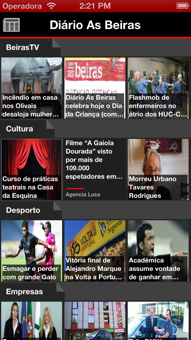 Jornal Portugus review screenshots