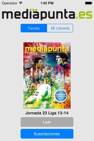 Mediapunta screenshot 1