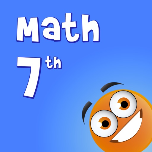 iTooch 7th Grade App |  Math