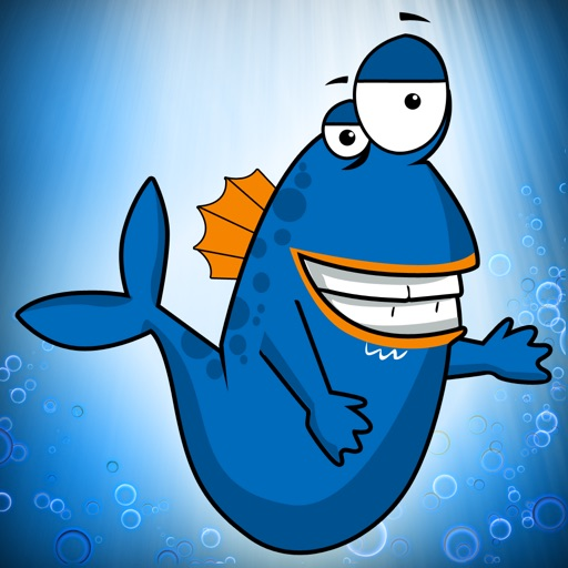 Flying Fish - Squishy Pipes iOS App