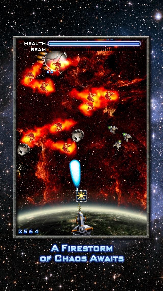 Screenshot #7 for Space Frak HD