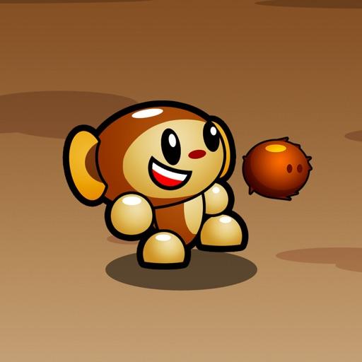 Super Monkey Juggling - Flappy Balls Juggling iOS App