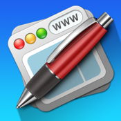Web Site Builder for iOS - HTML webpage designer icon