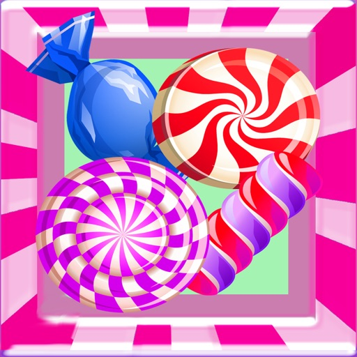 Candy Match Mania Free Game! iOS App