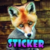 Fox Stick - funny stickers,  masks,  effects,  memes and frames for your photos