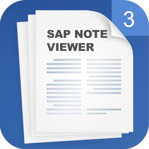 SAP Notes - SAP Q&A