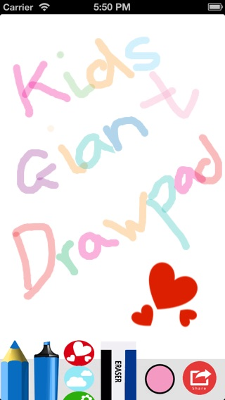 kids giant draw pad free on the app store