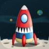 Spaceship Lander