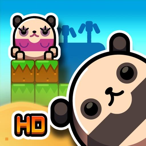 熊猫着陆HD:Land-a Panda HD