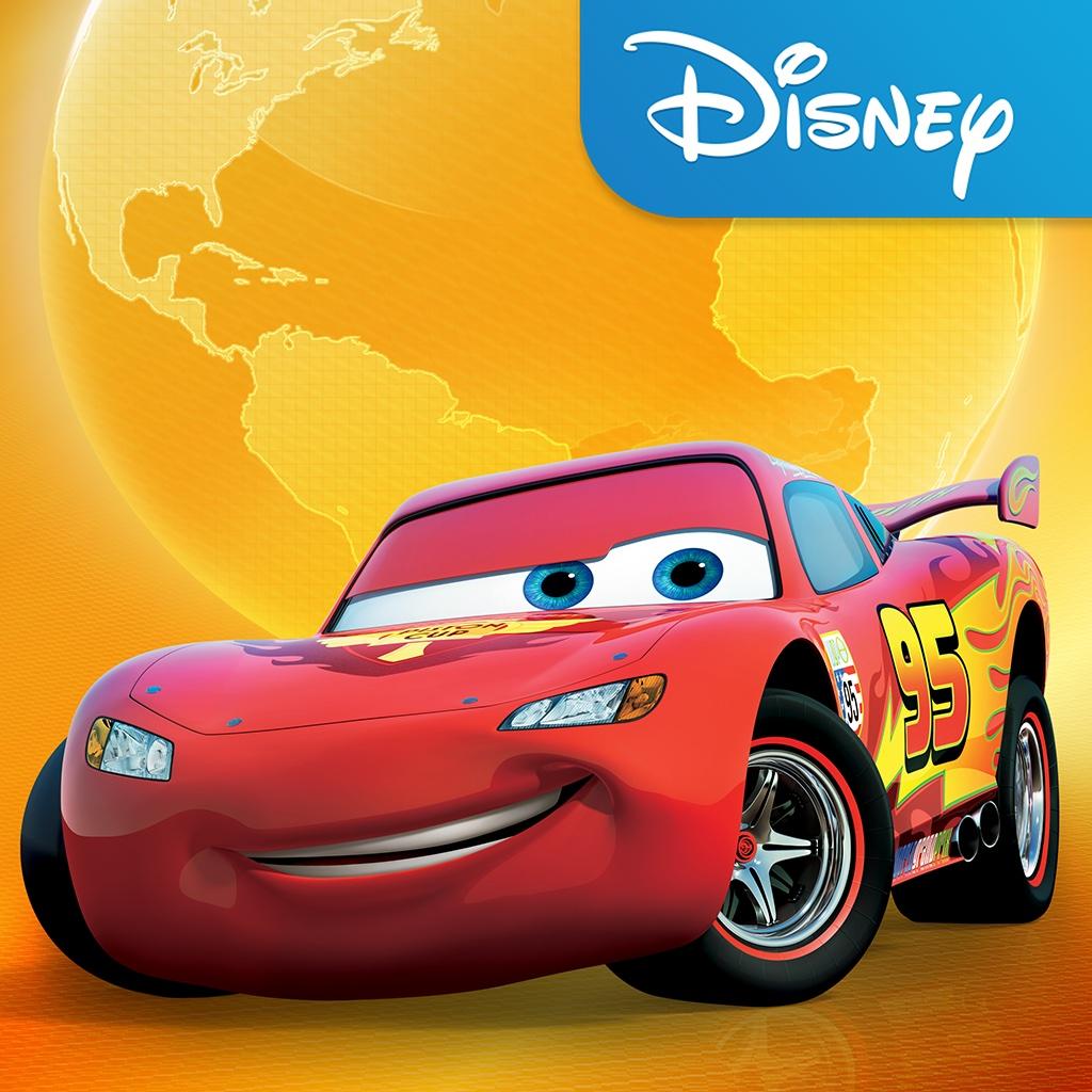 Cars 2 World Grand Prix - Lis et joue