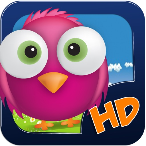 Bouncy Birds Golden Egg Farm – Free Kids Game iOS App