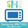 Showhow2 for Samsung MW73AD Microwave