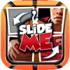 "Slide Me Puzzle Basketball Player Tiles Quiz Picture Games - ""NBA edition"""