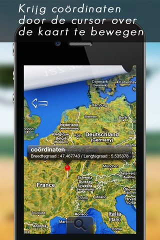 Don't Get Lost - Find Your GPS Coordinates : Longitude, Latitude, Altitude and Map Location screenshot 4