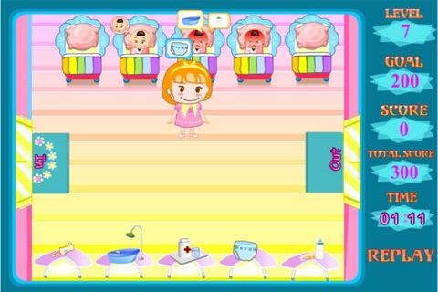Super Nanny - Nursery Legend screenshot 2