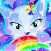 Coloring Pages with Cute Kittens for Girls & Boys - Fashion Painting Sheets and Principe Games for Kids & Babies