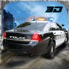 Extreme City Police Car Driver Theft 3D - Chase the Robbers