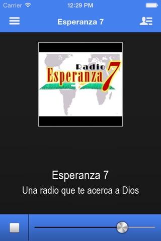 Esperanza 7 screenshot 1