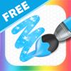 PixieDust Lite - La App creativa de dibujo y pintura para niños, Gratis para iPad