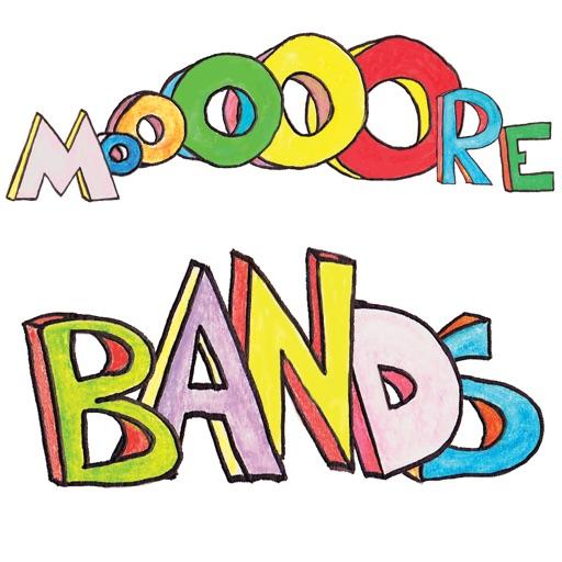 Mooooore Bands iOS App