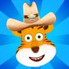ZigZag-Studio - Animal Antics: Sheriff the Tiger's Adventure artwork