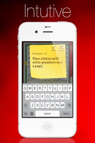 Tajweed Quran for iPhone and iPod - مصحف التجوید للآيفون وآیبود screenshot 2