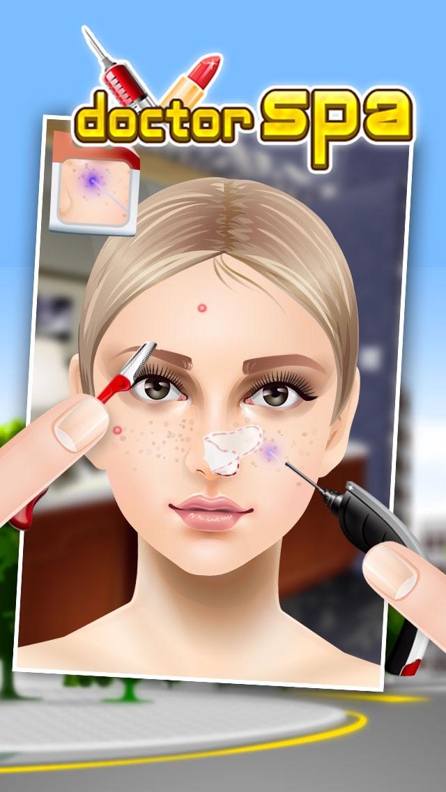 Girls makeup games