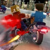 Mine Superbike - Block Motorcycle Racing Game