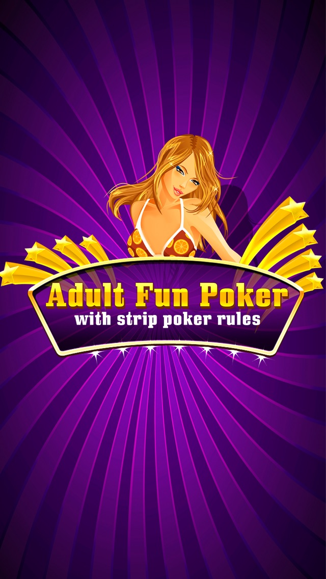 Proper rules for strip poker : sex - reddit
