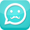 Great Stickers for WhatsApp, Viber, Line, Tango, Snapchat, Kik & WeChat Messengers - FREE Edition