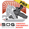 iSOG PRO Goalie and Player Stats Utility