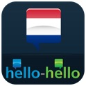"Dutch – Learn Dutch (Hello-Hello) ""for iPhone"" icon"