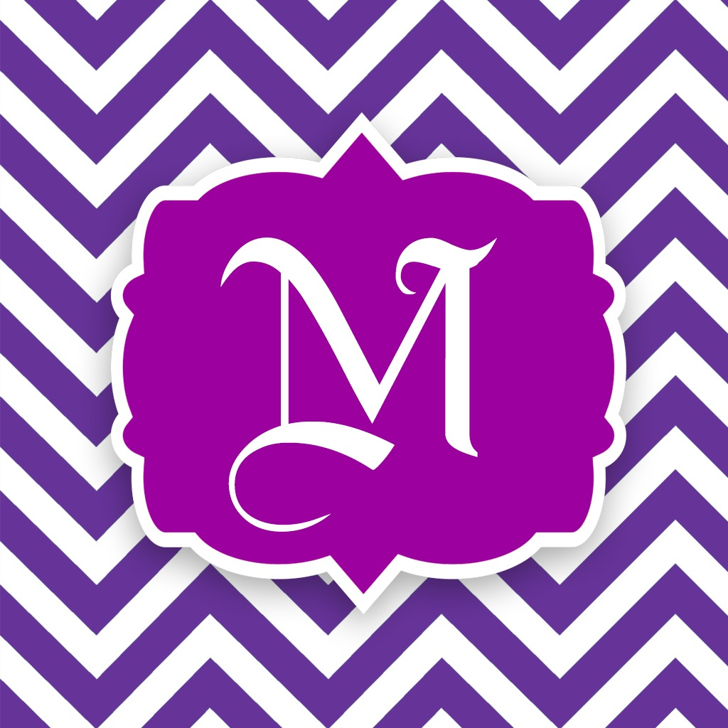 make your own monogram iphone wallpaper 2017 2018 best