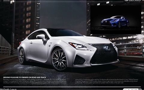 McGrath Lexus of Chicago HD screenshot 4