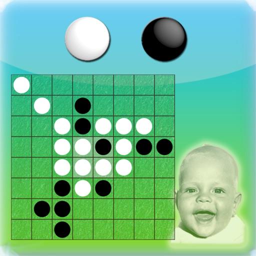 Revers Board Game iOS App