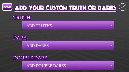 truth questions sexual or dare