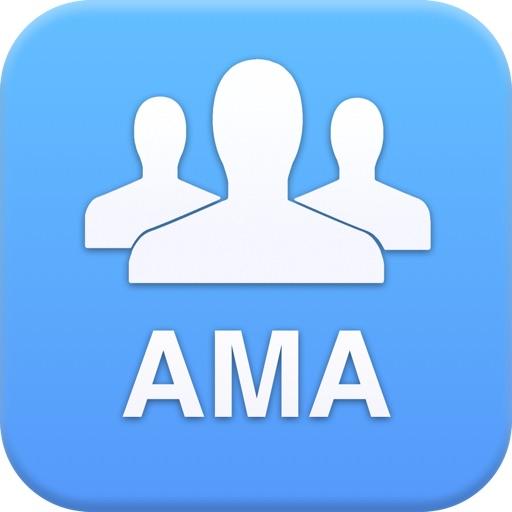 AMA Schedule for Reddit iOS App