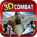 S3 Deadly fighter Jet Battle : Extreme Military War planes ( f-16,f-18,f-22 ) 3D dogfight Attack icon